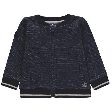 TOM TAILOR Boys Sweatshirt, blau