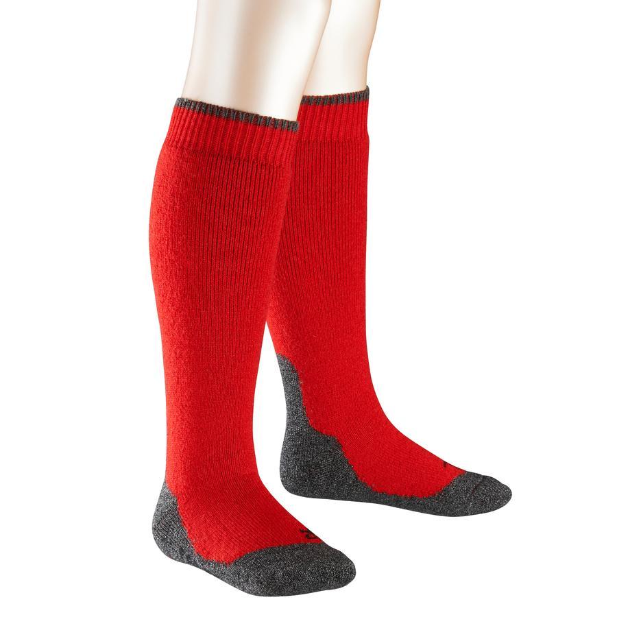 FALKE Calzino al ginocchio Active Warm+ fuoco