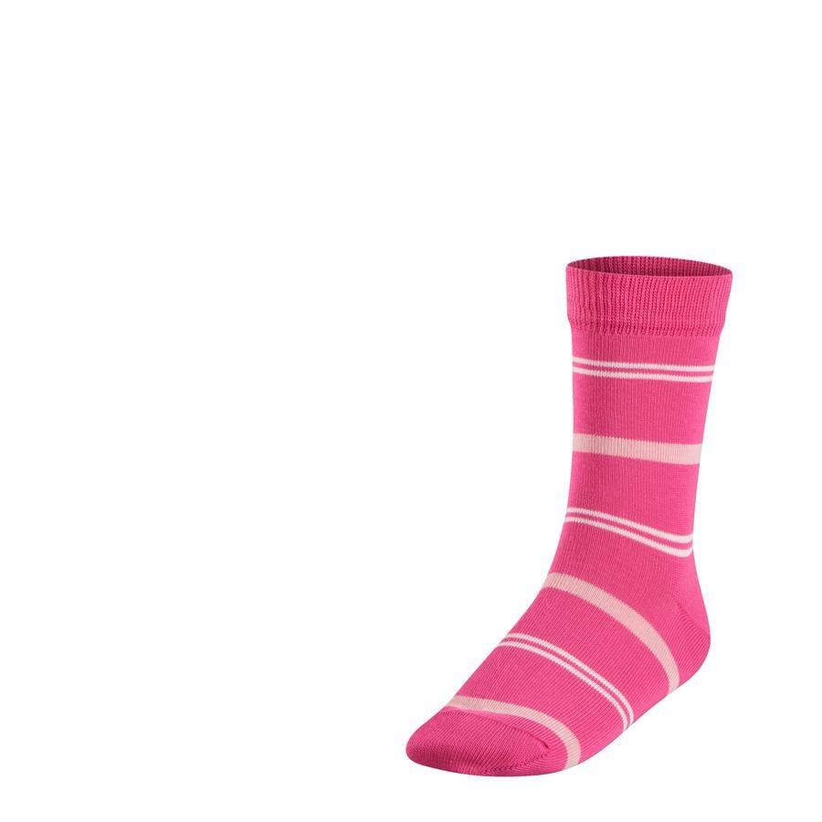 FALKE Socke Pencil Stripe glossy