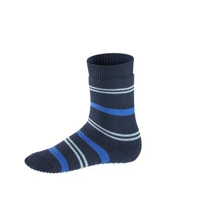 FALKE Socke Pencil Stripe marine
