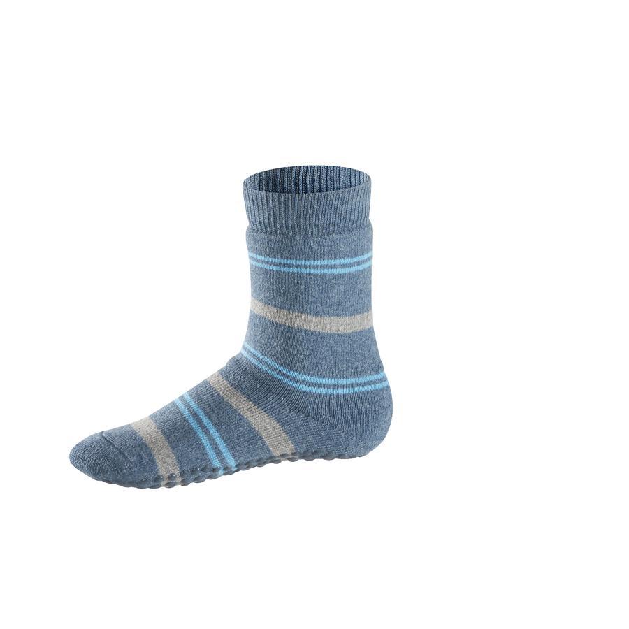 FALKE Sock Pencil Stripe lys denim