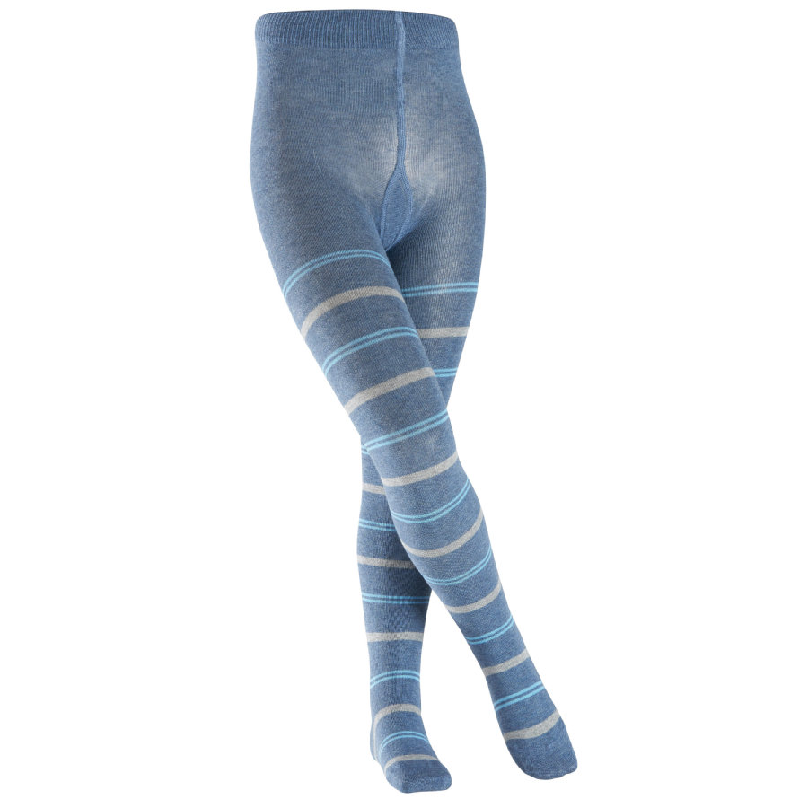 FALKE Strumpfhose PencilStripe TI light denim