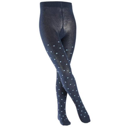 FALKE Strumpfhose Glitter Dot TI marine