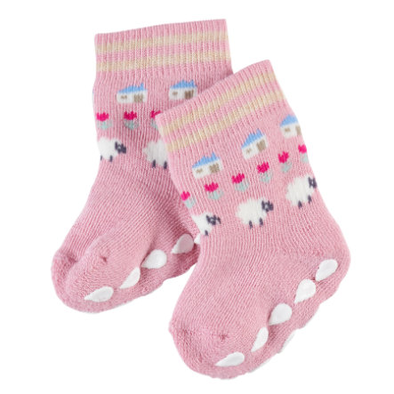 FALKE Socken Highl.F. Isle CP rose
