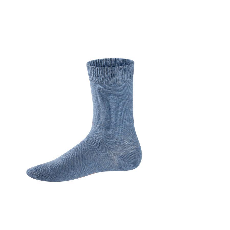 FALKE Socken Lighth. Glow light denim