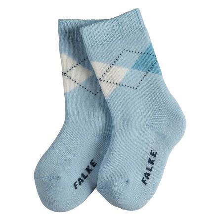FALKE Socken Argyle SO powderblue