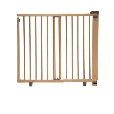 Geuther Barriera per porta Plus 2734+ 93,5 - 133 cm color legno