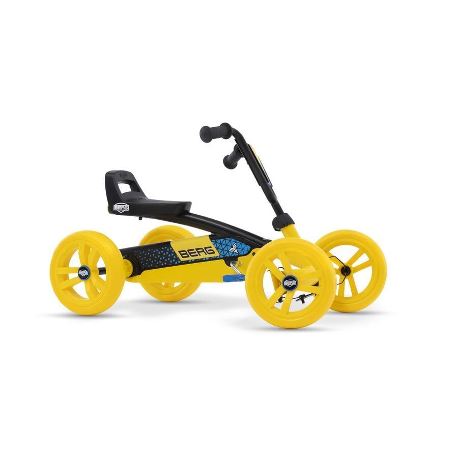 BERG Toys - Šlapací čtyřkolka Buzzy BSX