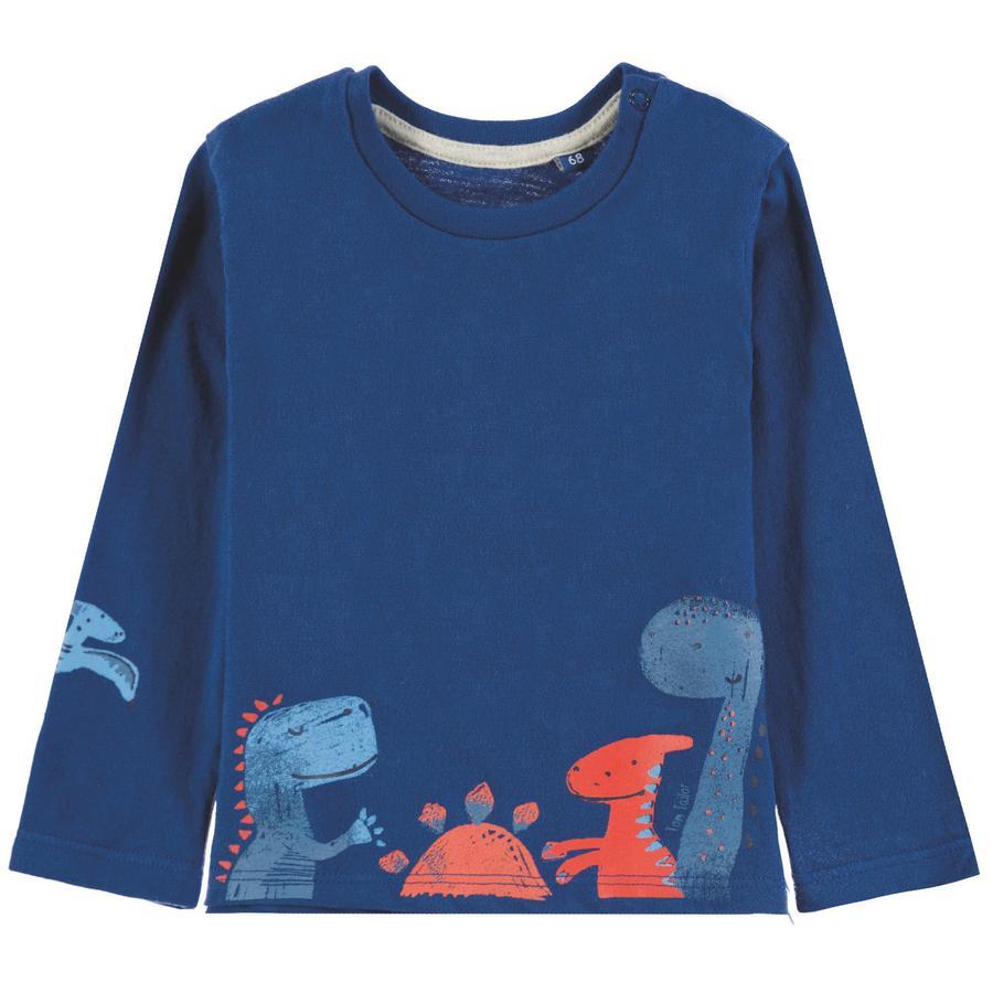 TOM TAILOR Pojke T-shirt, blå