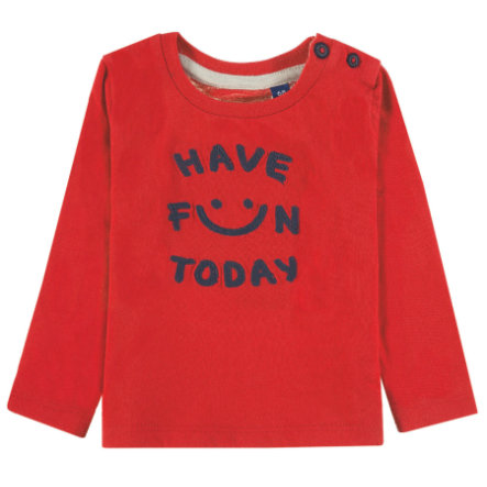 TOM TAILOR Boys T-Shirt , rouge