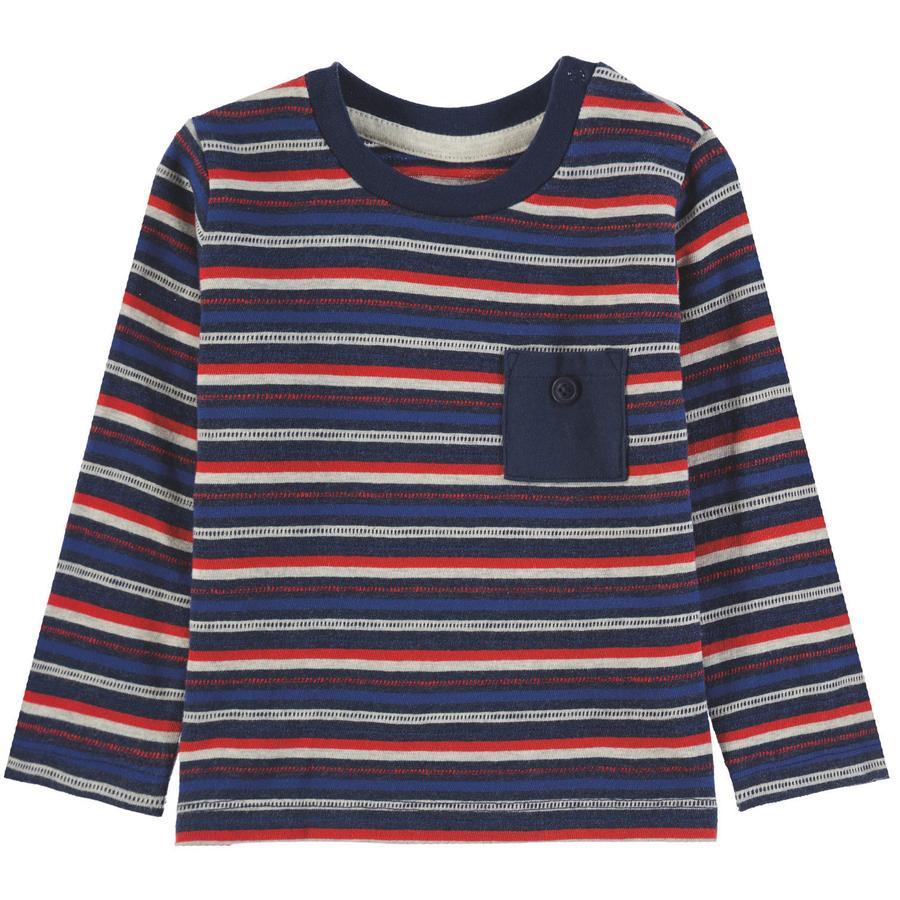 TOM TAILOR Boys T-Shirt, rot