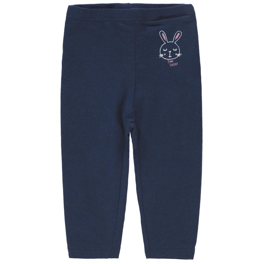 TOM TAILOR Girl s Sweatpants, niebieski.