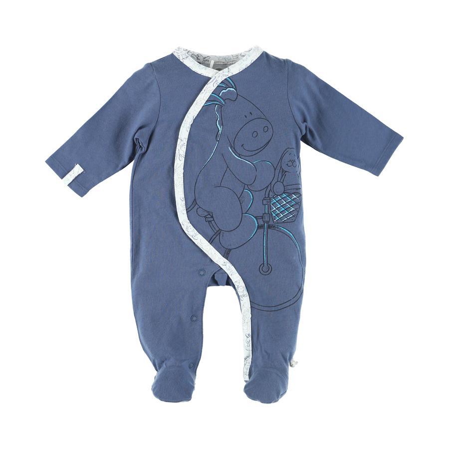 noukie's Boys Pajamas 1-częściowy błękit denimu Jersey