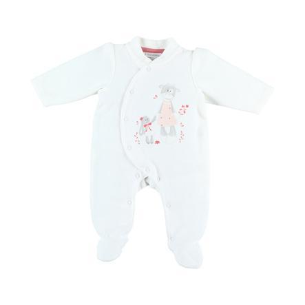 nBoys oukie´s Pyjama pyjama 1 pièce Jersey Paco blanc