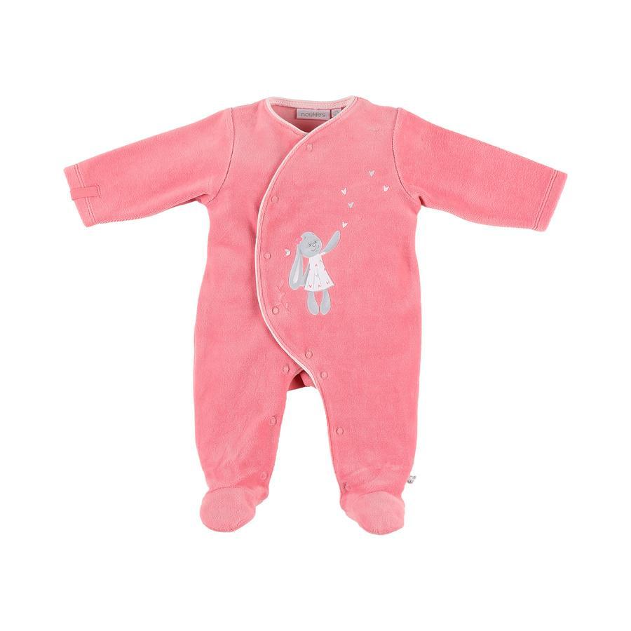 noukie´s Girls Schlafanzug fleur rosa