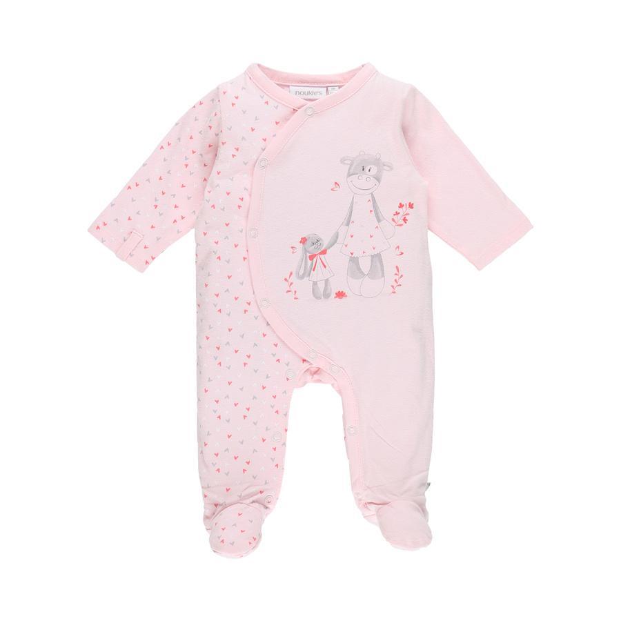nGirl oukie´s s Pijama 1 pieza Jersey Pink