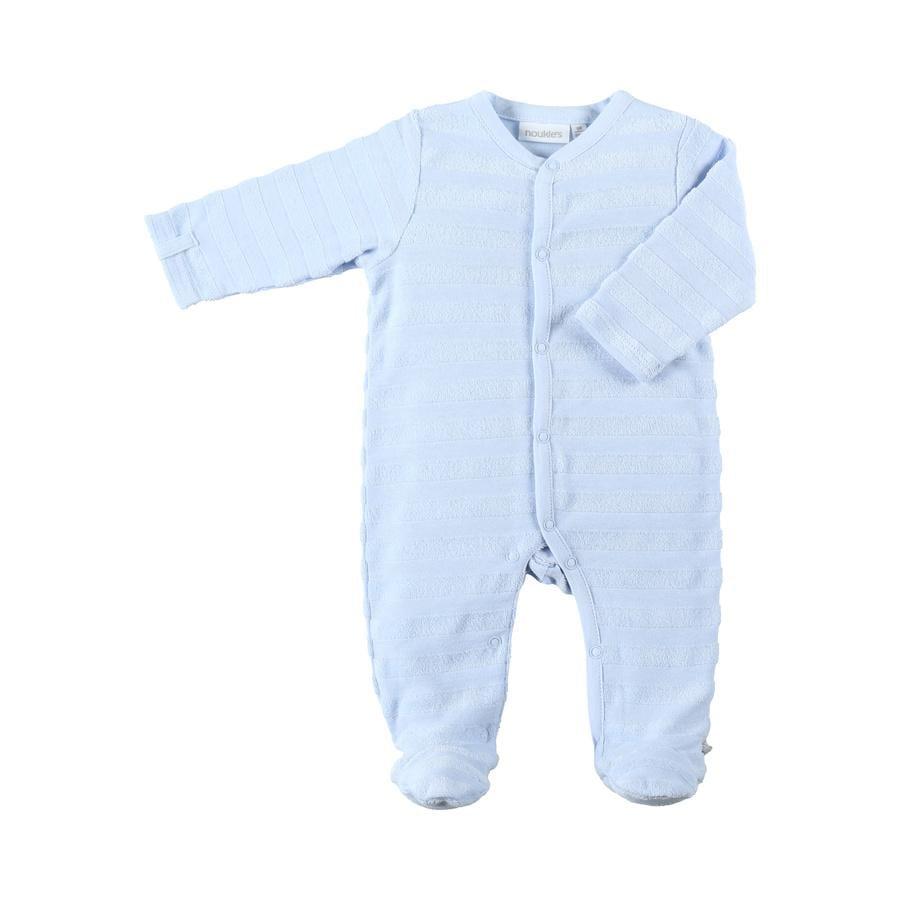 noukie Boys 's Pajama's 1-delig blauw