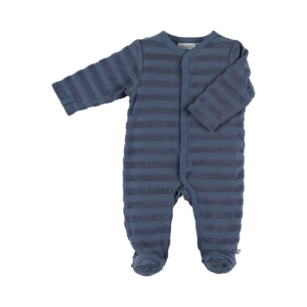 noukie Boys 's Pajama's 1-delige marineblauwe noukie's Pajama's