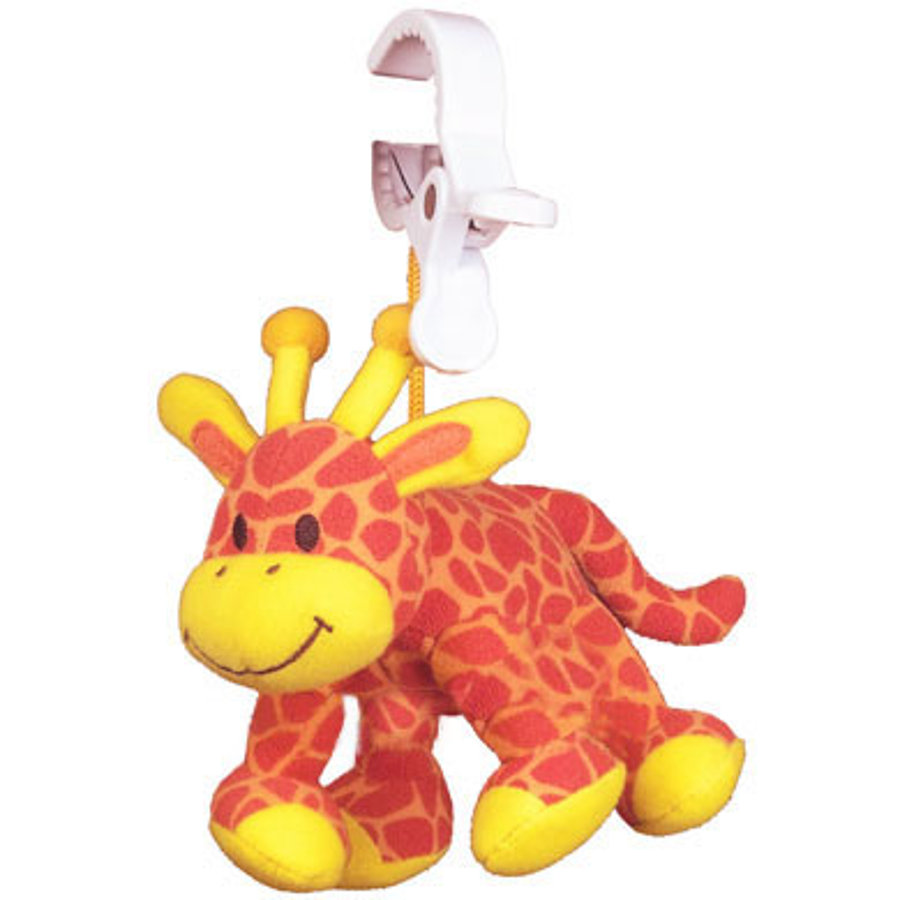 PLAYGRO NOAH'S ARC Vibrating Giraffe