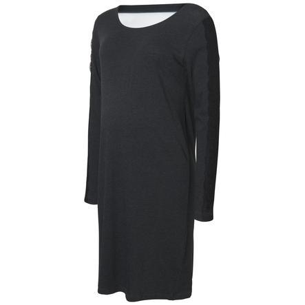 mama licious Vestido de embarazada MLANGE Gris oscuro Melange