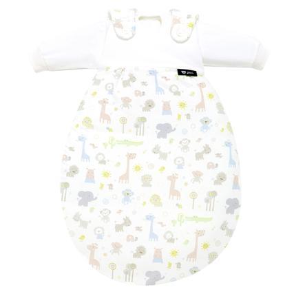Alvi Śpiworek Baby-Mäxchen® - 3 częściowy - Animals kolorowy