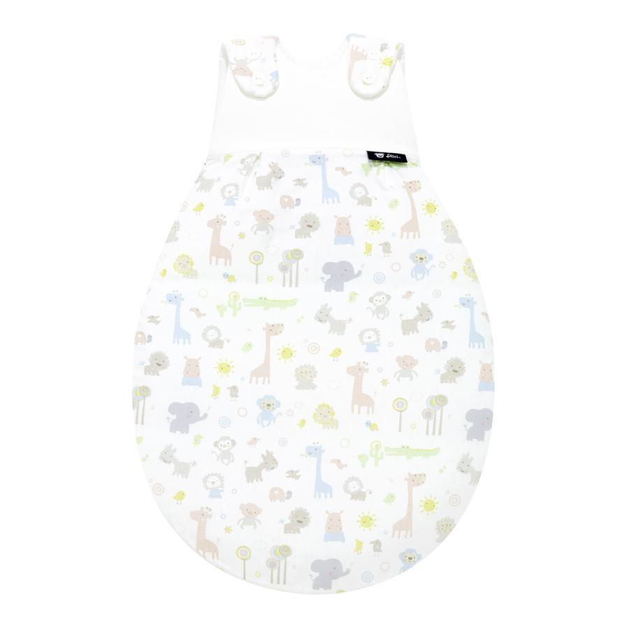 Alvi Baby Mäxchen® - Sacco nanna Original, Animals multicolor