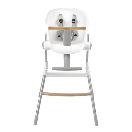 BEABA Kinderstoel Up & Down grijs/wit