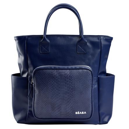 BEABA taška Kyoto modrá/hadí vzor