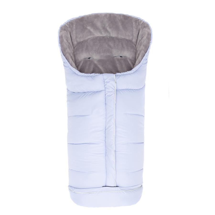 fillikid Wintervoetenzak K2 Soft  Polyester-Pongee ijsblauw