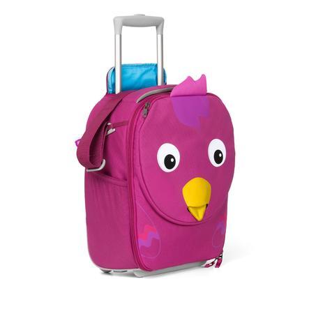 Affenzahn Valise trolley enfant Bella l'oiseau, violet