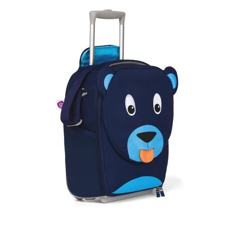 Affenzahn Trolley enfant Bobo l'ours, bleu