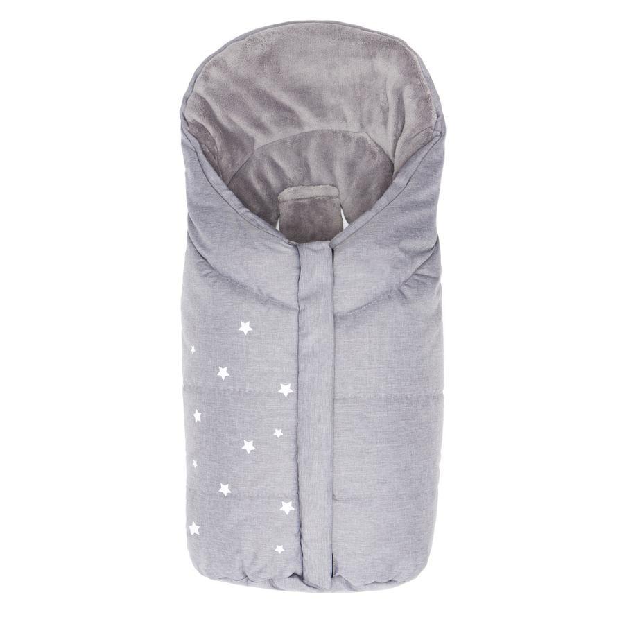 Fillikid Vinterkørepose Askja Gr. 0 melange grå