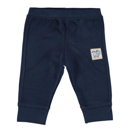 BLUE SEVEN Boys Spodnie potowe, ciemnoniebieskie.