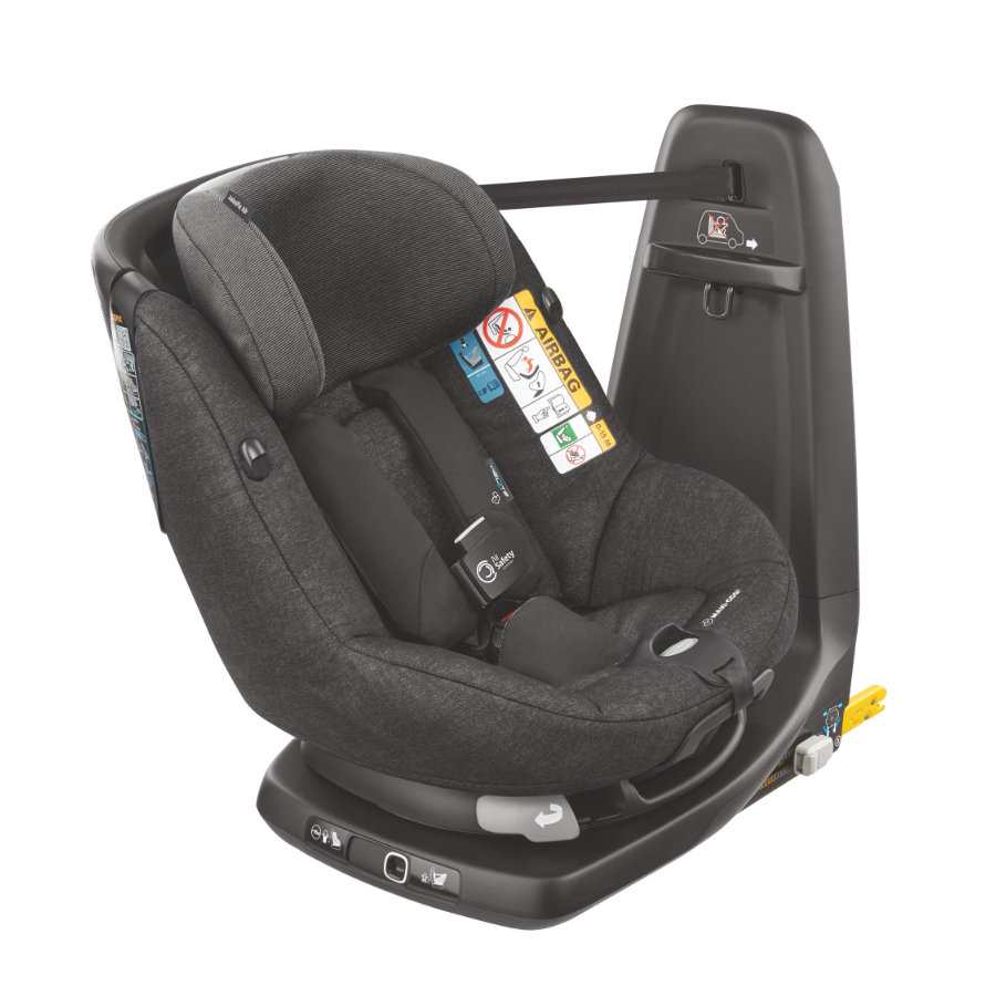 MAXI COSI AxissFix Air Safety 2019 Nomad Black