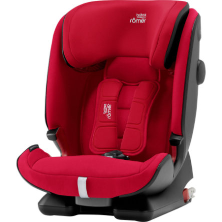 Britax Römer Kindersitz Advansafix IV R Fire Red