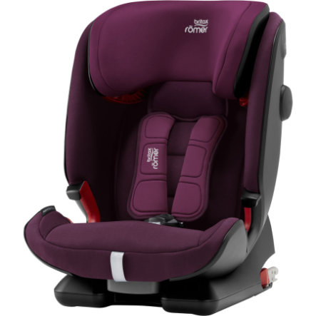 Britax Römer Kindersitz Advansafix IV R Burgundy Red