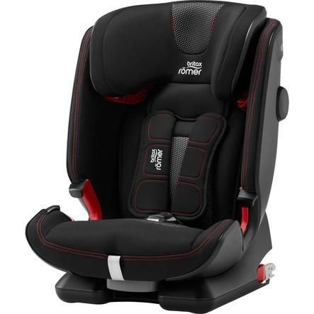 Britax Römer Kindersitz Advansafix IV R Cool Flow - Black