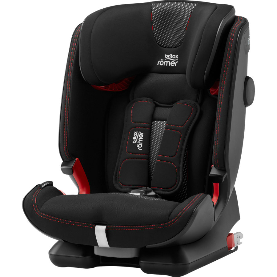 Britax Römer Kindersitz Advansafix IV R Air Black