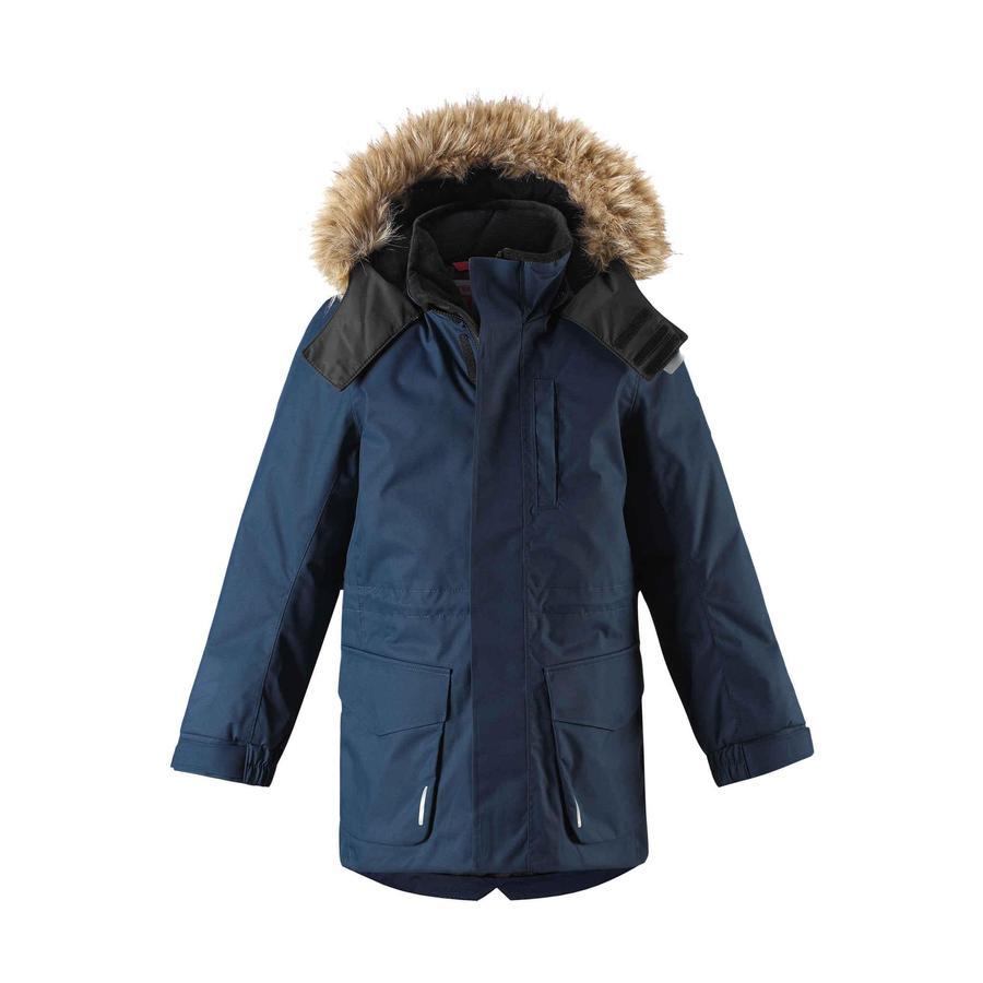 reimatec Manteau hiver enfant Naapuri bleu marine