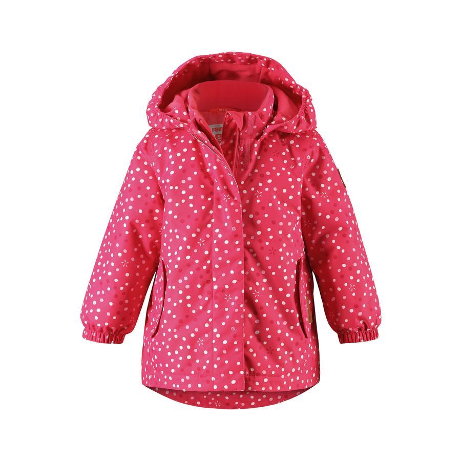 reima Chaqueta de invierno tec Ohra rosa