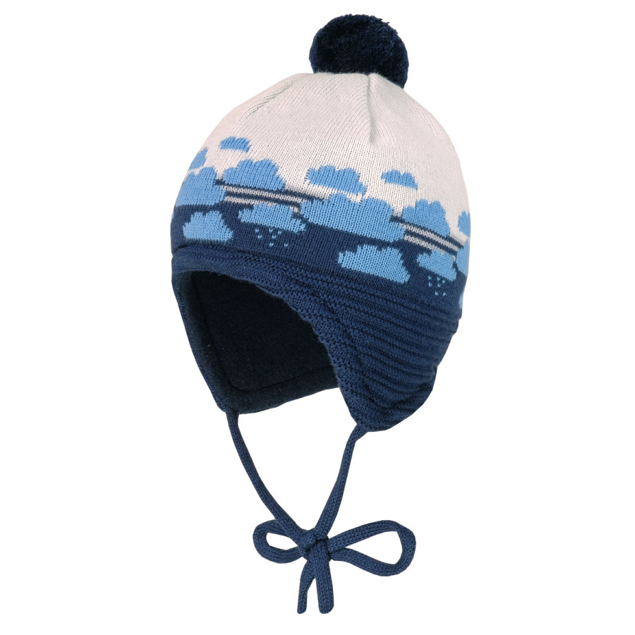 maximo Casquette nuages navy/sky