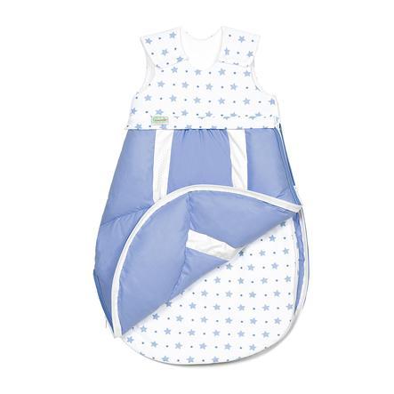 odenwälder Sistema de saco de dormir 4allSeasons ClimaBalance&reg,  2-piezas estrellas azul 70cm - 110cm