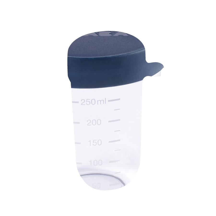 BEABA Förvaringsbehållare 250 ml blå
