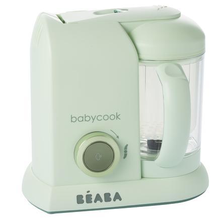 BEABA Küchenmaschine Babycook® 4 - in - 1 Kollektion: MACARON Jade Green