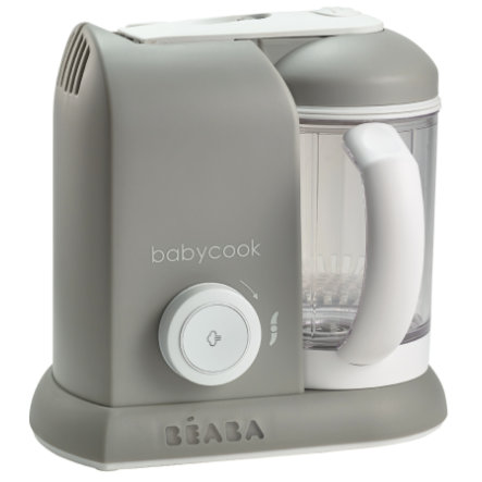 BEABA Keukenmachine Babycook® 4-in-1 grijs
