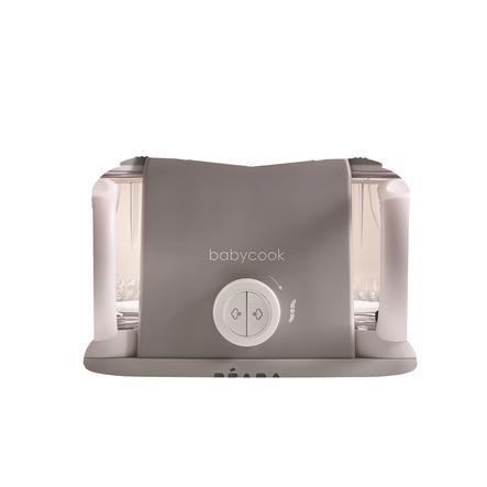 BEABA Küchemaschine Babycook® Plus 4 - in 1 grau