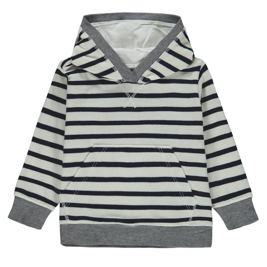 bellybutton Boys Sweatshirt, blauw gestreept