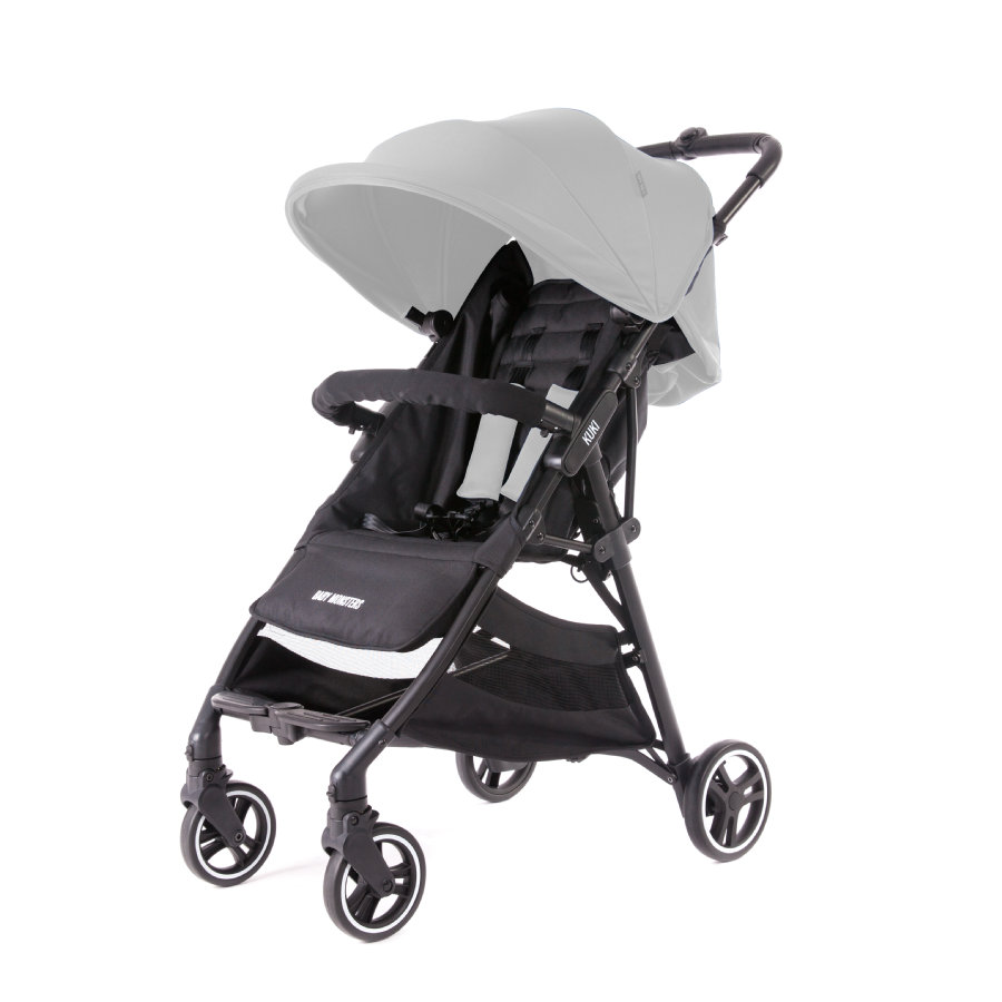 BABY MONSTERS Buggy Kuki Single Black