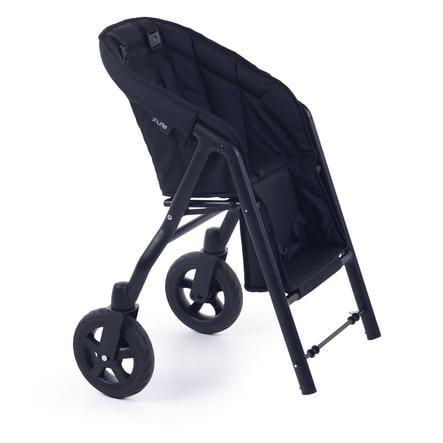 tfk Shuttle - Remolque silla de paseo negro Tap shoe