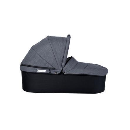 tfk Nacelle de poussette Twin Premium grey, adaptateurs 2019